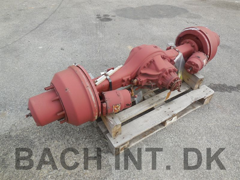 Axle (Magirus 168 4x4) rear