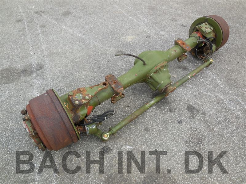 Axle (MAN 8.136 4x4) front
